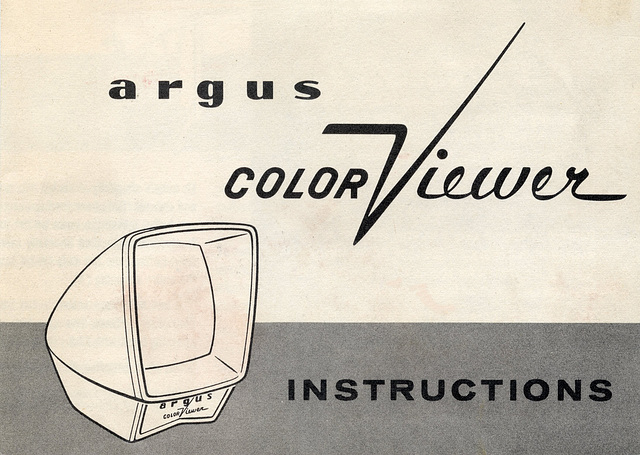 Argus Color Viewer