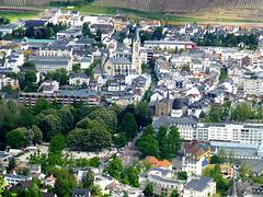 Blick auf Bad Neuenahr