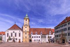Bratislava - Hlavné námestie