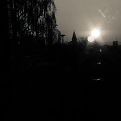Sunset, November 17th