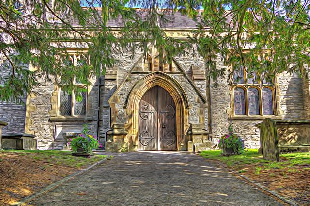 Holy Trinity Church   /   July 2018