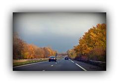 Vers Saint-Amand-les-Eaux hier ... ***  Towards Saint-Amand-les-Eaux yesterday ...