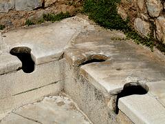Ephesus- Latrine Corner