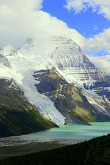 Mount Robson and Berg Lake
