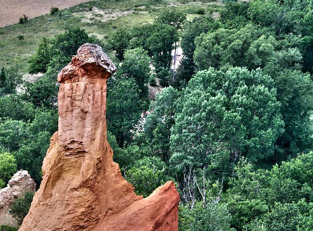Cheminée des fées !!!!!! Colorado Provençal