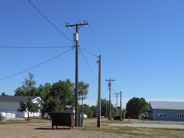 West Central Electric - Kennebec, SD
