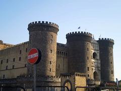 Castel Nuovo (New Castle) - 1282.