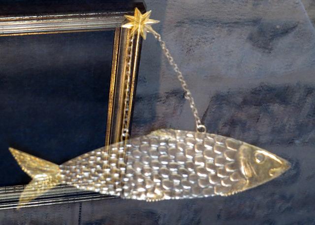 Musée ethnographique de Split : ex-voto pour la pêche.