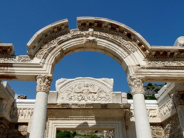 Ephesus- Temple of Hadrian