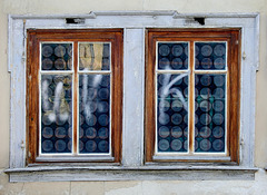 Quedlinburgs Fenster..... 4 PiPs ;)