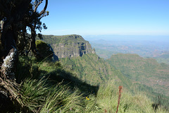Ethiopian Highlands and Simien Mountains