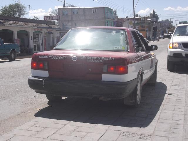 Téléphone et taxi
