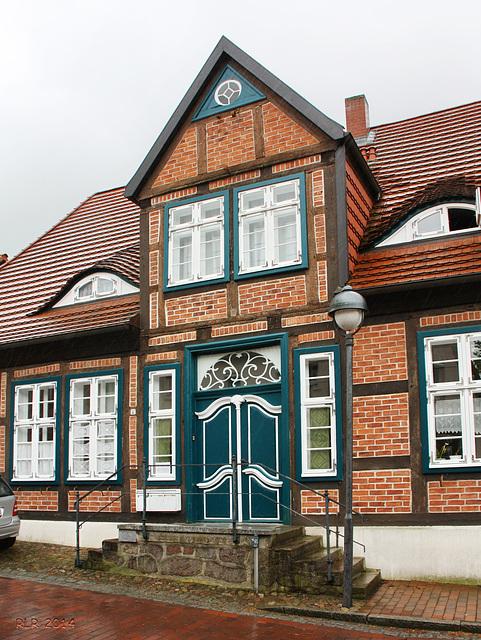 Laage, Pfarrhaus
