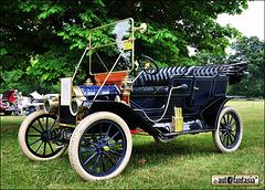 1911 Model T Ford Tourer - BS 9577