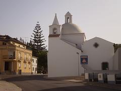 Saint Rock Church.