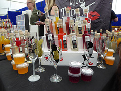 Nantwich Food Festival. Lots of gin.