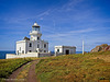 Lighthouse, Skokholm Island