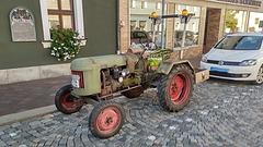Modernste landwirtschaftliche Technik