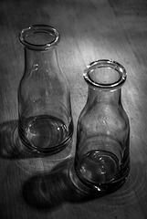 The Beauty of simple Things: Bottles