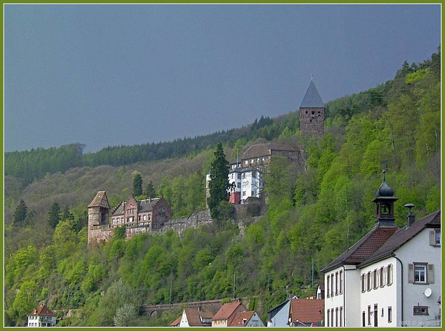 Burg Zwingenberg [PiP]