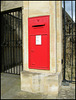 St Giles post box