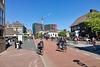 View of the Rijnsburgerbrug and the Lorentz development