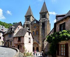 Conques - Sainte Foy