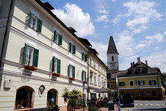 Bad Aussee, Haus Meran   /   Meran House