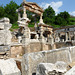 Ephesus- Nymphaeum Traiani (Trajan's Fountain)