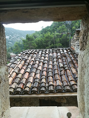Bedroom View of Southern France