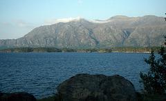 Beinn Airigh Charr accross Loch Maree 24th September 1998
