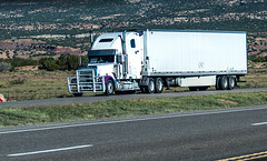 An American truck