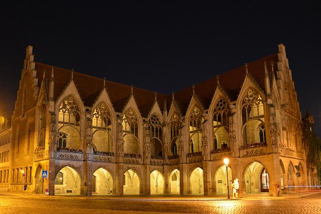 Das Altstadt-Rathaus in Braunschweig