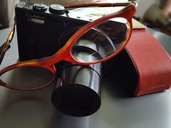 ein Selfie von Kamera mit Brille ...  für Rapi(do)