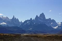 Cerro Torre &  Cerro Fitz Roy