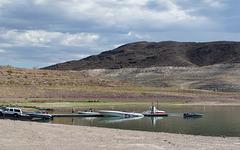 Lake Mead NV lake evaporator (#0119)