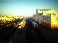 вокзал Гомель