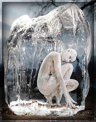 Le cube de glace