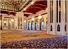 Mascate : interno della moskea Sultan Qaboos