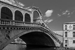 Venice - Rialto Bridge -  060114-027