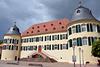 Das Schloss Bergzabern – Wahrzeichen der Stadt