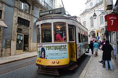 Lisbon, Tram Number 28