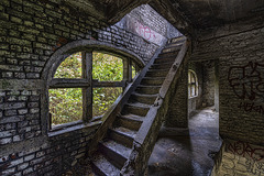 Coal mine du Gouffre - Stairway to Heaven - 16