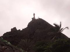 Statue of Saint Anthony.