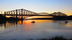 Le pont de Québec voir en Grand...!