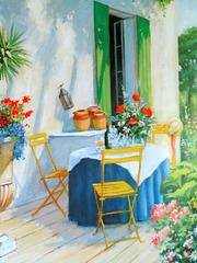 La belle Provence en été