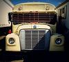 IH Loadstar prison bus