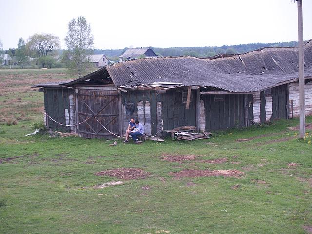 Возле села Подманово / Near the Village of Podmanovo