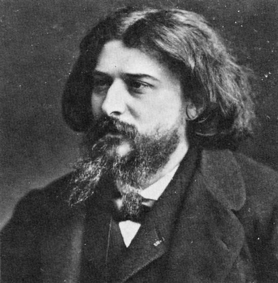 Alphonse Daudet (1840 - 1897)