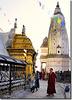 """""""Monkey Temple"""" - Swayambhunath - NEPAL"""